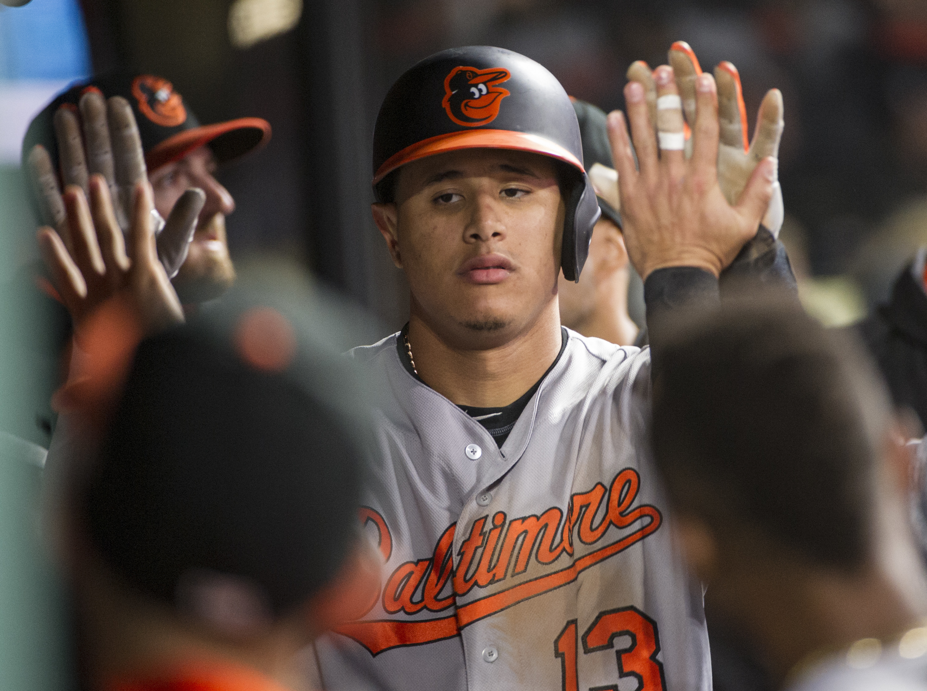 Machado: On the block and on the way to the White Sox?