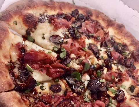 Foodie Friday – January 5, 2018 – Slyce Coal Fired Pizza