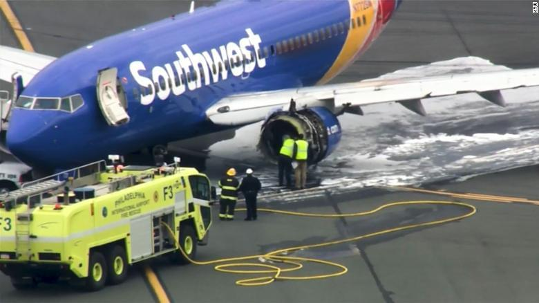Southwest gives $5000 checks and $1000 travel vouchers to flight 1380 passengers