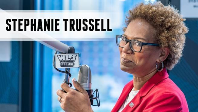 Stephanie Trussell (06/15/19) Co-Host: David E. Smith, Executive Director of the Illinois Family Institute