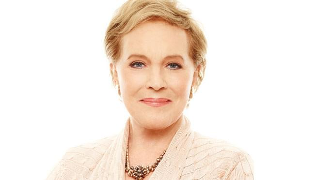 Enter to win tickets to see Julie Andrews at the Chicago Theatre