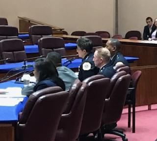 CPD brass testify to city council committee that clearance rate for murders is really 47%