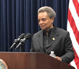 Mayor Lightfoot backpedals in Uber flap