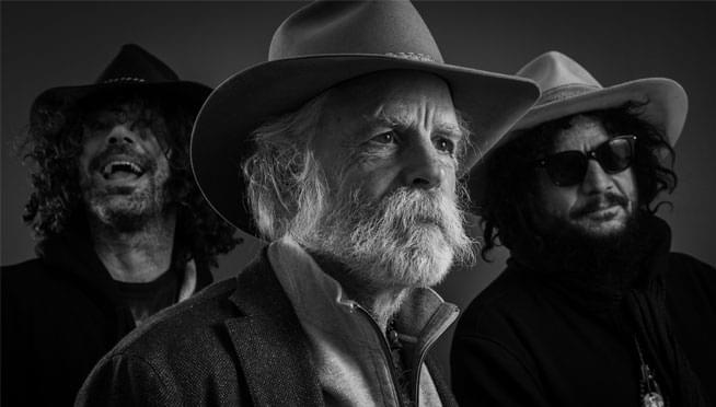 See Bob Weir and Wolf Bros
