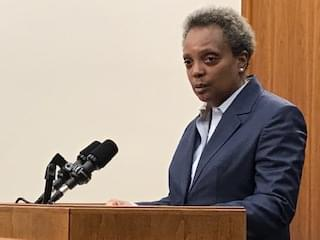 An angry Mayor Lightfoot abruptly fires Police Supt Eddie Johnson a month before his retirement