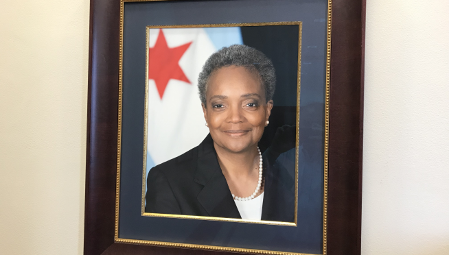Biggest story in Chicago politics this year