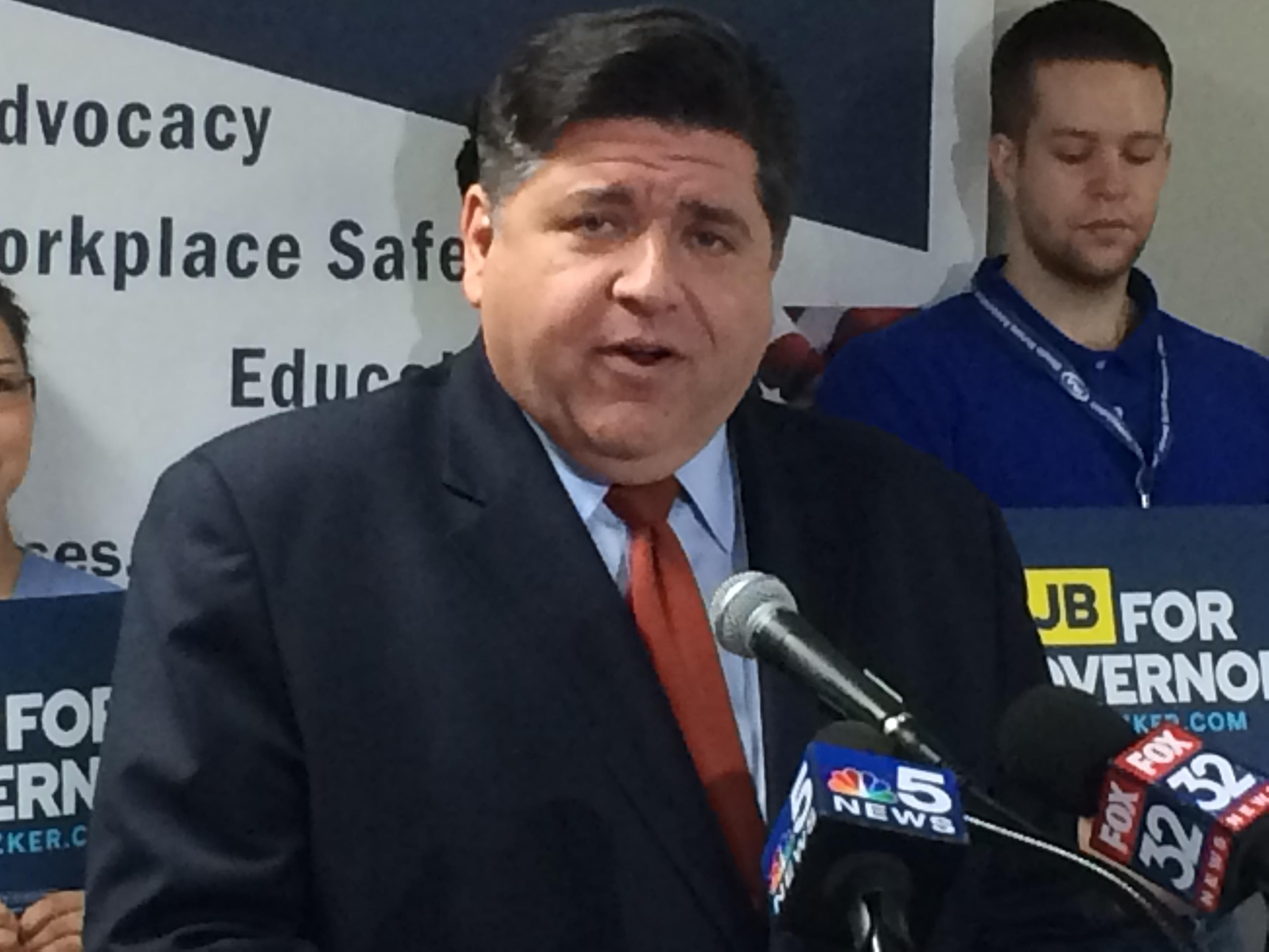 Gov Pritzker pardons 11,000 for low-level drug convictions
