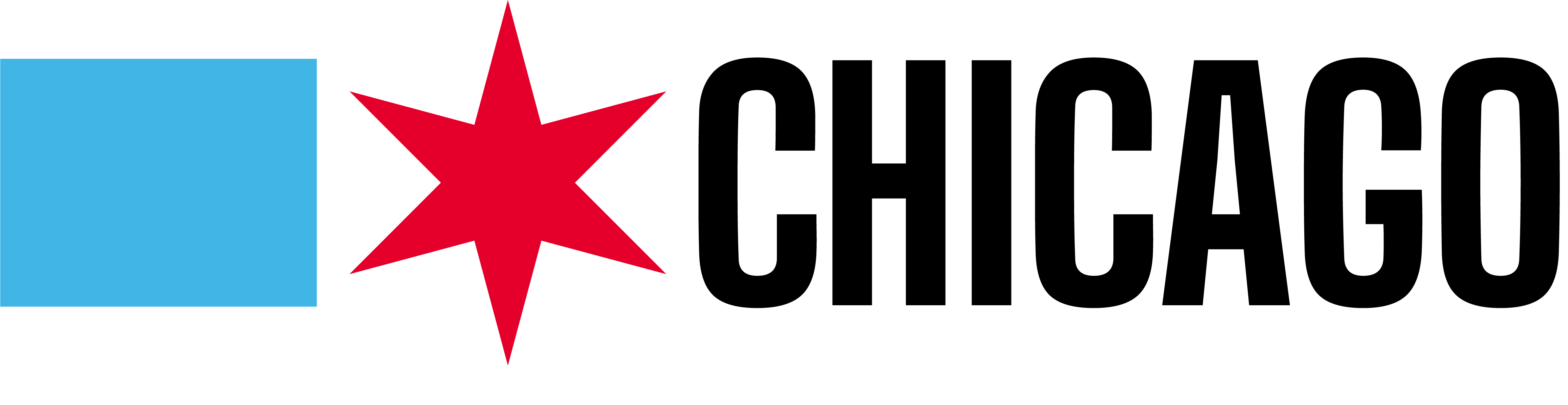Chicago gave itself a new logo for its 183rd birthday today
