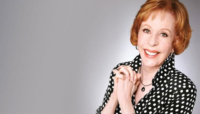Enter to win tickets to see Carol Burnett!