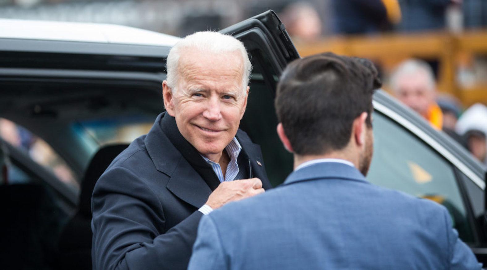 Former Staffer Accuses Joe Biden Of Sexual Assault