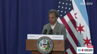 Mayor Lightfoot says Chicago's stay-at-home order will be extended