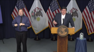 Pritzker talking to Midwestern governors about coordinating COVID-19 back to work plans