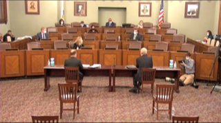 Speaker Madigan inquiry begins by stopping