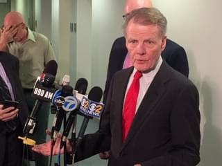 Madigan offended anyone would think he's corrupt