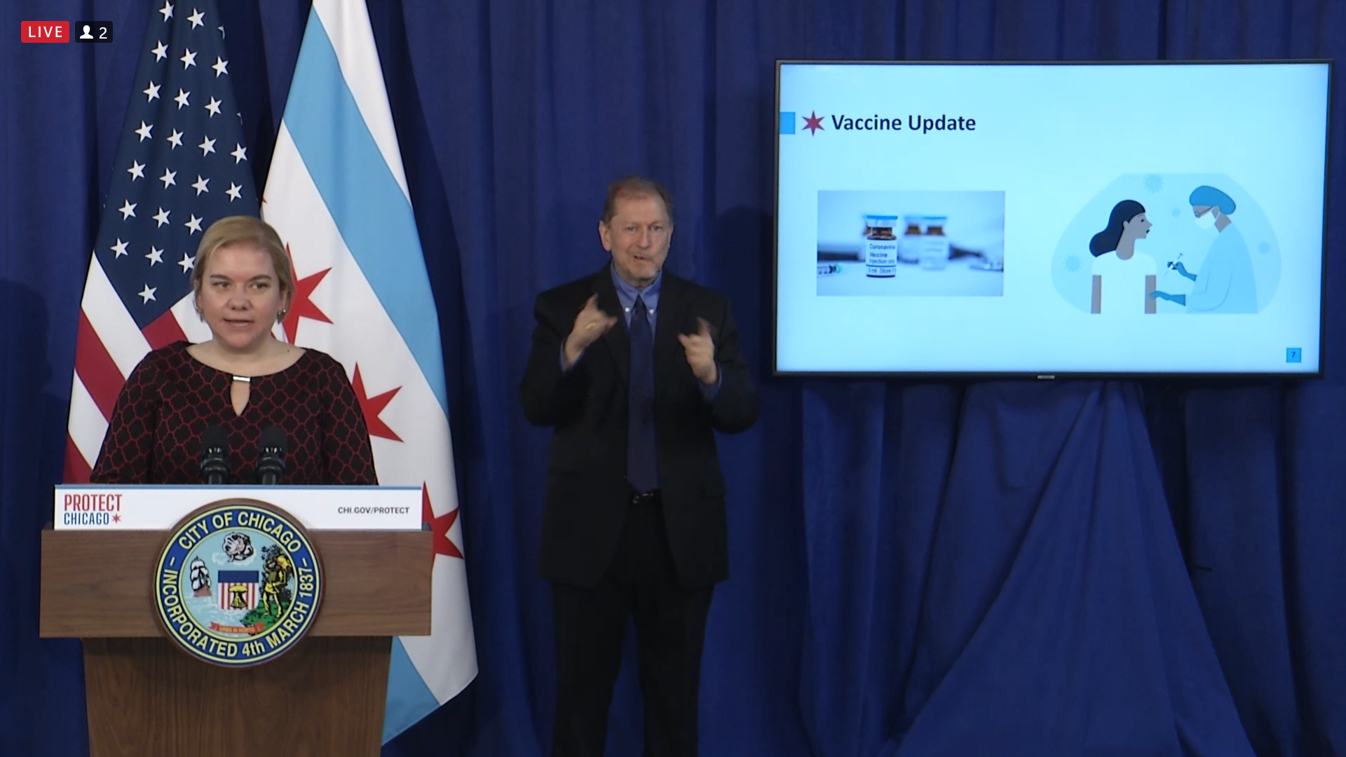 Chicago could get COVID-19 vaccine as early as mid-December