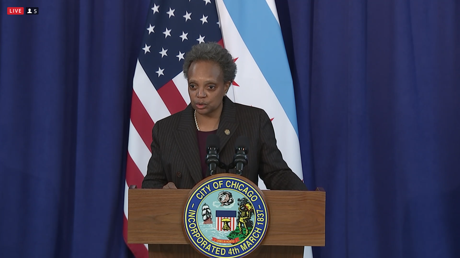 Lightfoot verifies errors & chokes up about Young case