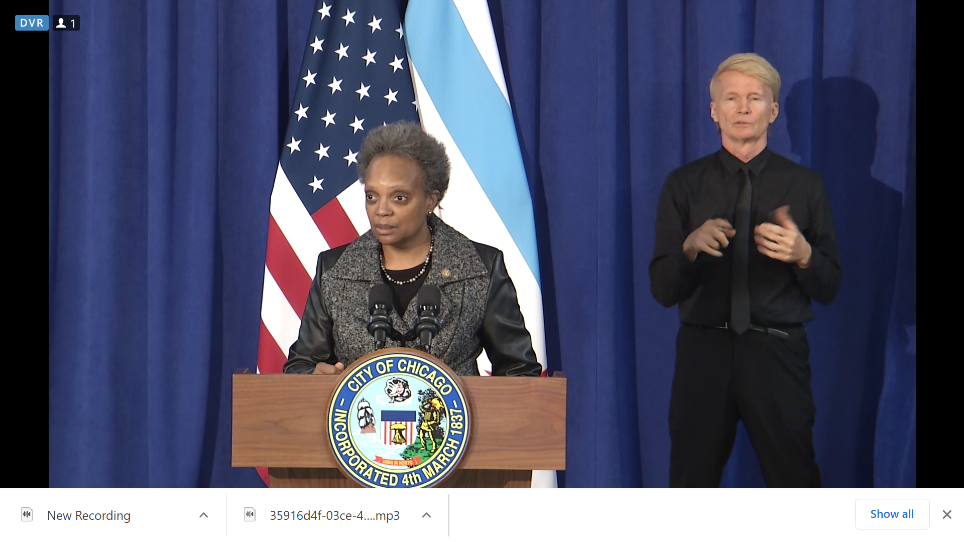 Lightfoot fires her Corporation Counsel over botched police raid