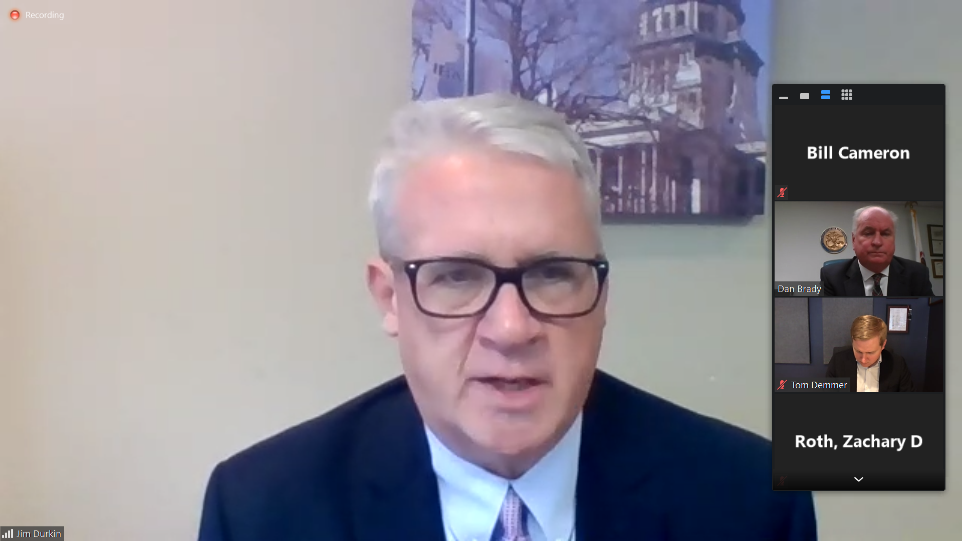 Durkin warns Dems probably planning an IL income tax hike before middle of the month