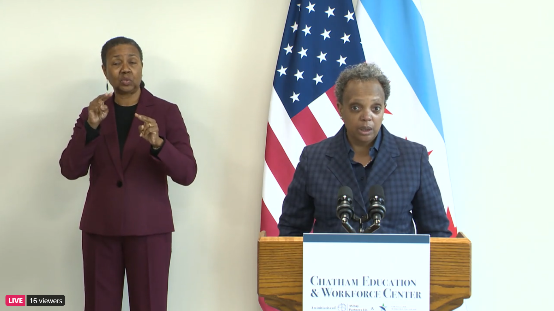 Lightfoot says DC armed camp is Exhibit A for DC statehood