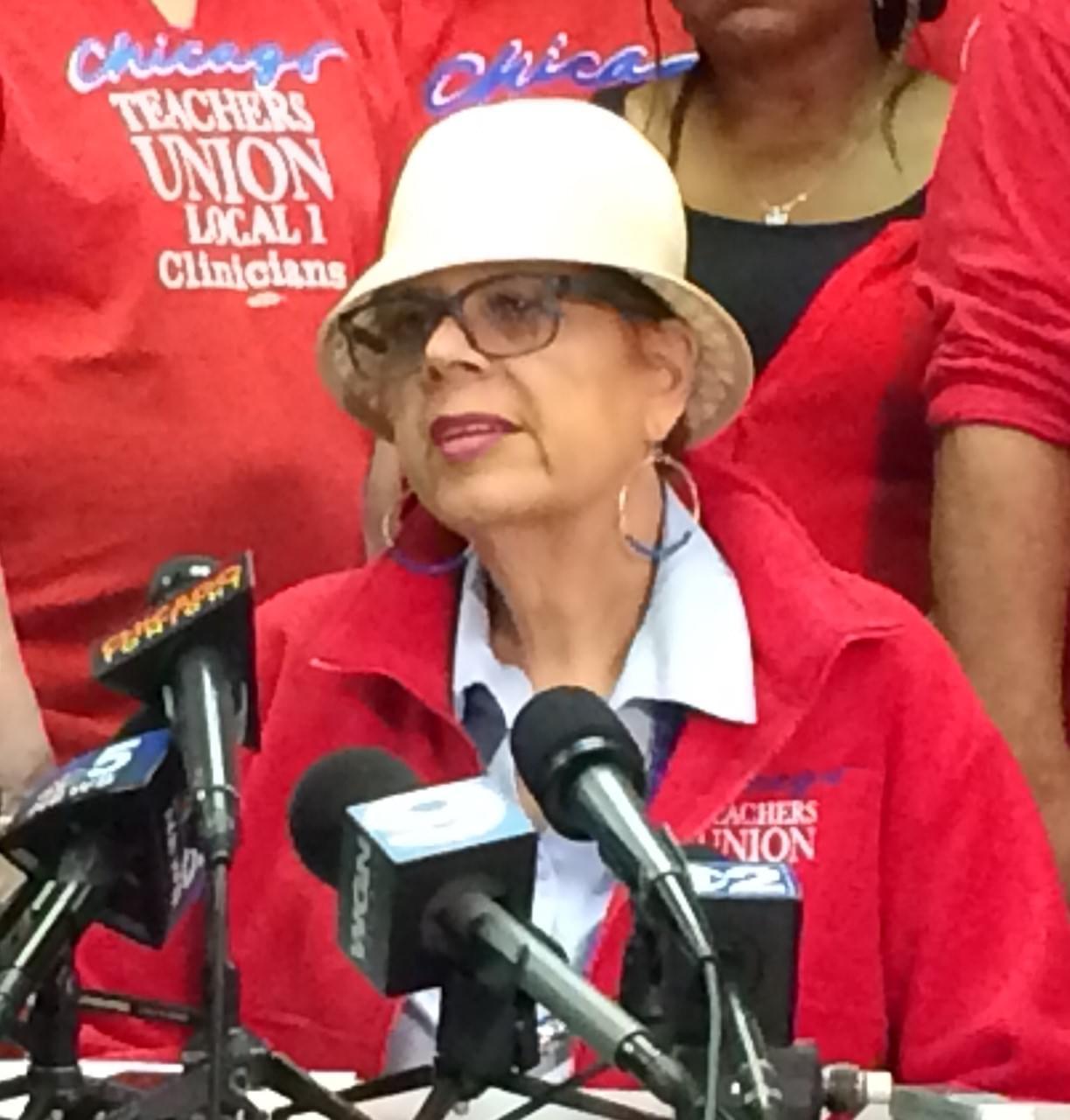 Firebrand former CTU president Karen Lewis, who battled Rahm, dies at 67