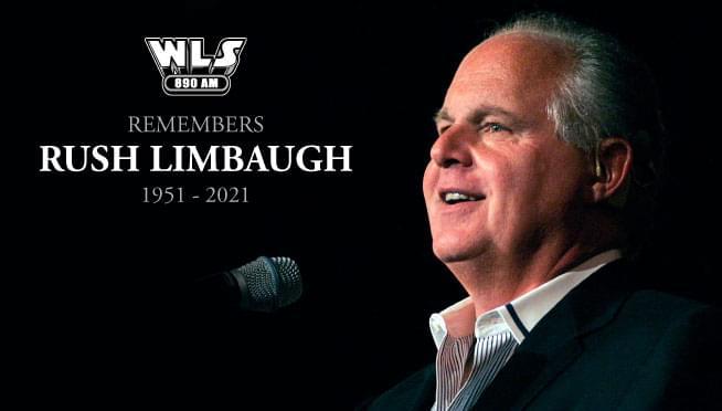 Rush Limbaugh, 1951-2021