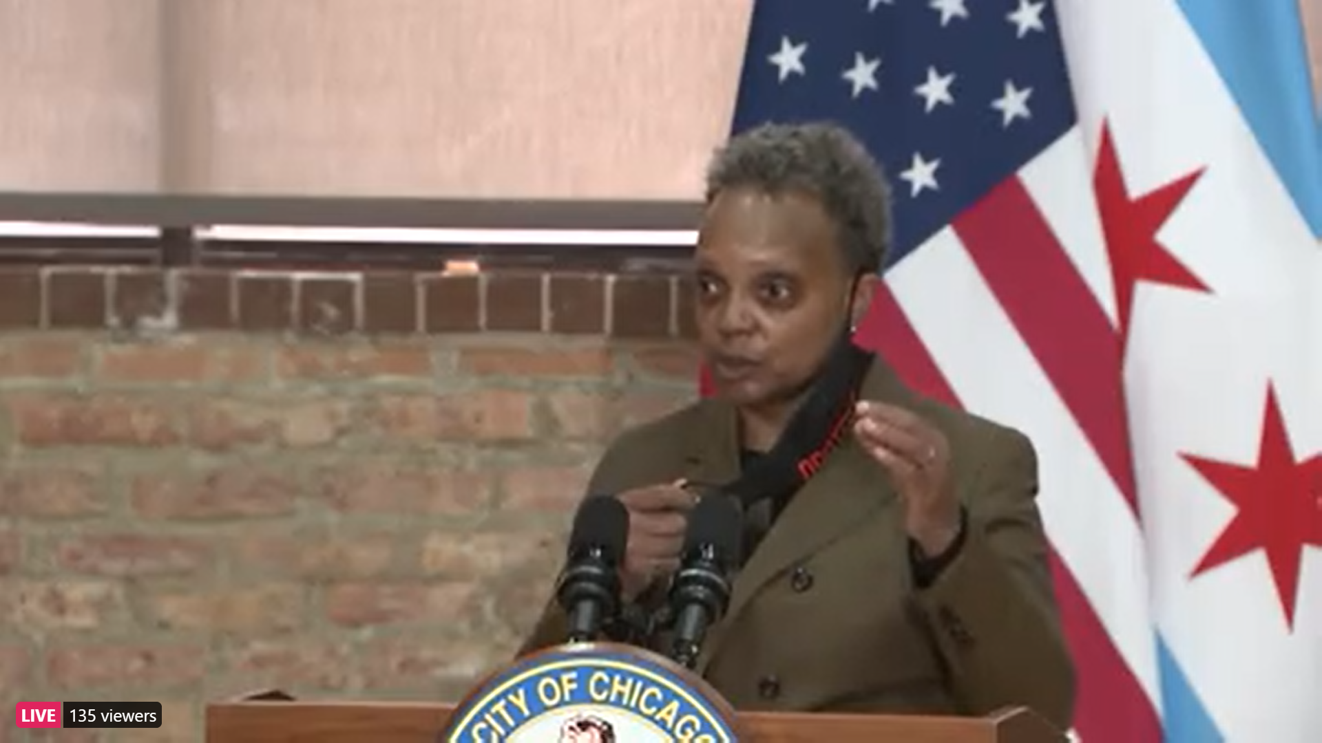 Lightfoot orders a new police foot chase policy by summer