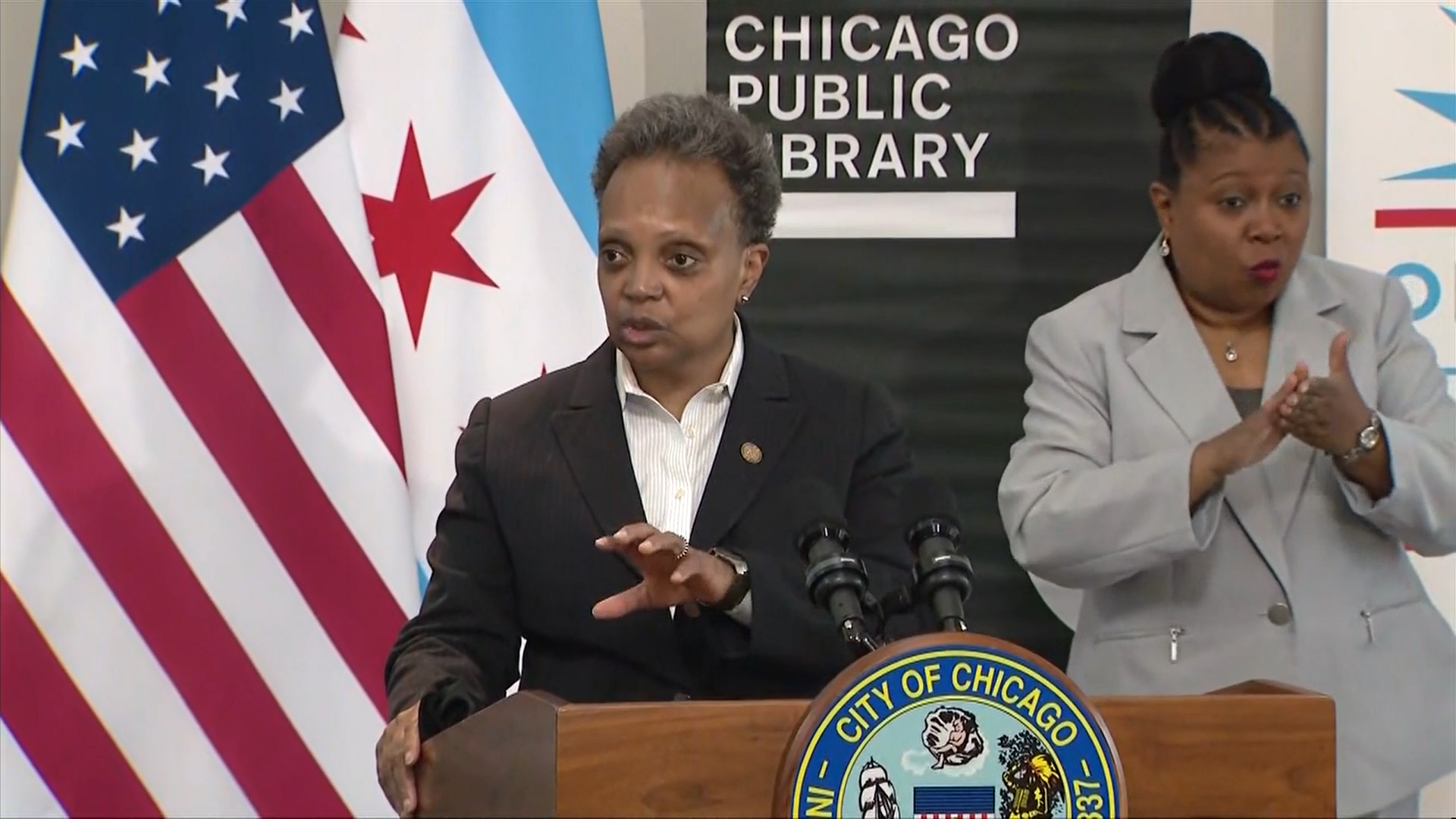 Lightfoot says no to CTU request to delay high school reopening