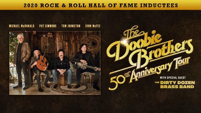 8/29/21 – The Doobie Brothers