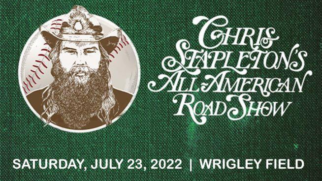 7/23/22 – Chris Stapleton