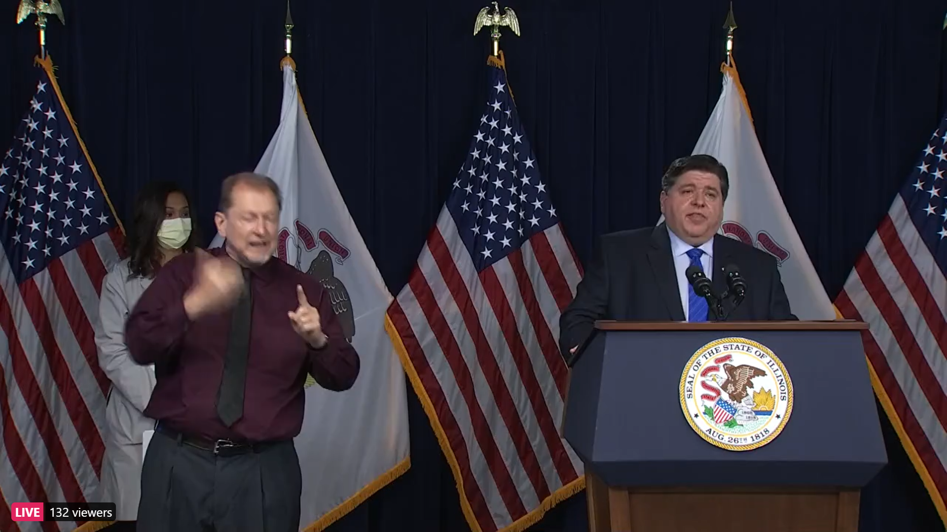 Pritzker announces June 11th reopening of the state