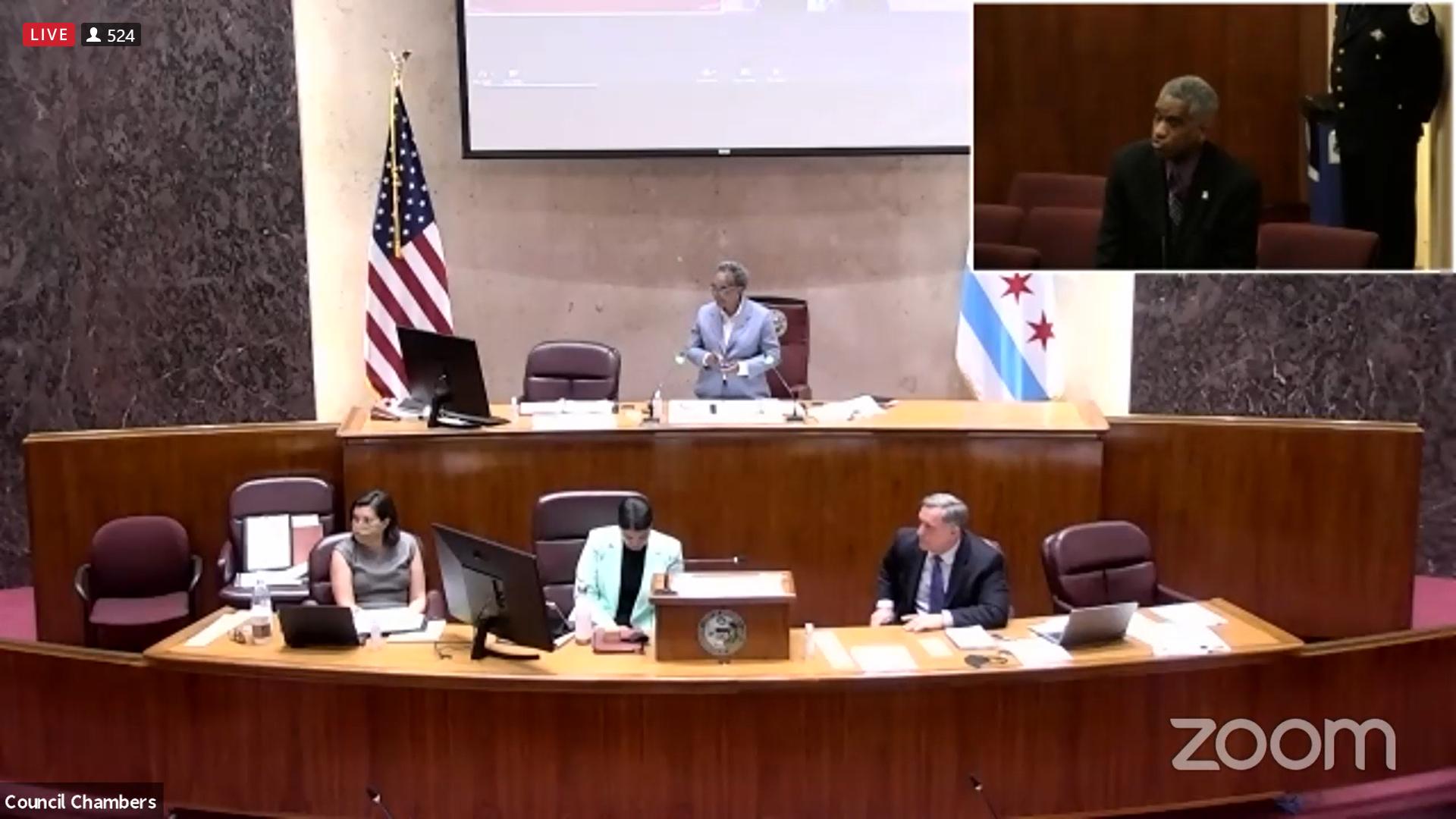 City Council renames Outer Lake Shore Dr.