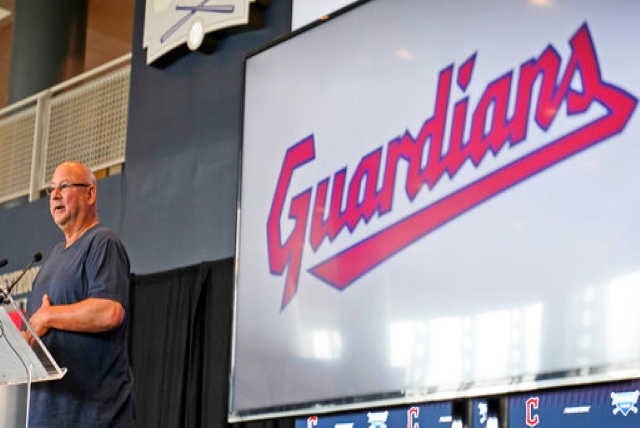Why did the Cleveland Guardians have to change their name?