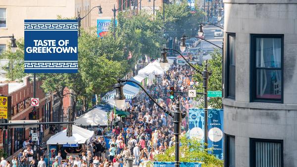 The Taste of Greektown is back!