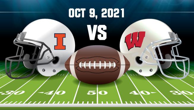 10/09/21 – ILLINOIS vs Wisconsin