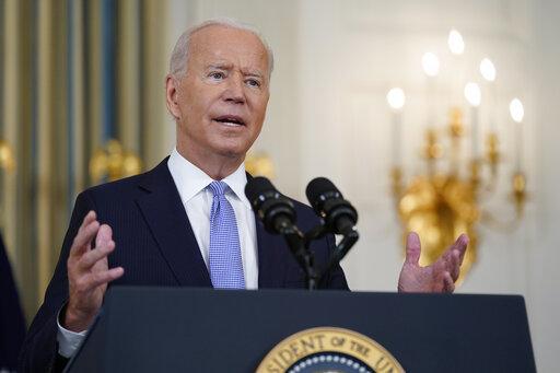 President Biden cancels trip to Illinois