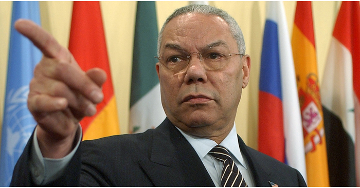 Former Secretary of State Colin Powell dies at 84