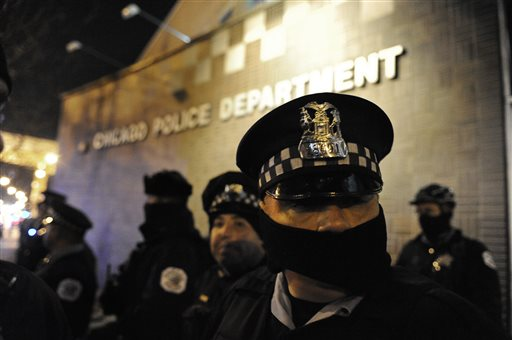 County Sheriffs decline to send troops to Chicago