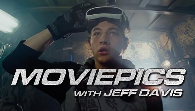 VIDEO: Grab your controller, Ready: Player One arrives in theaters – Jeff Davis' Movie List (March 30th)