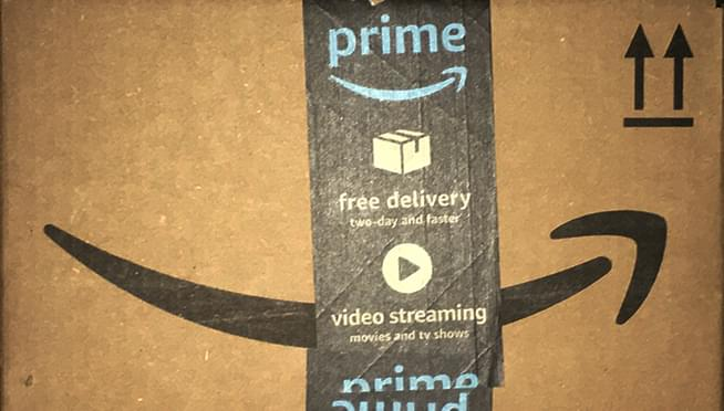 Amazon's new delivery vans make an alien-style sound as they roll through your neighborhood