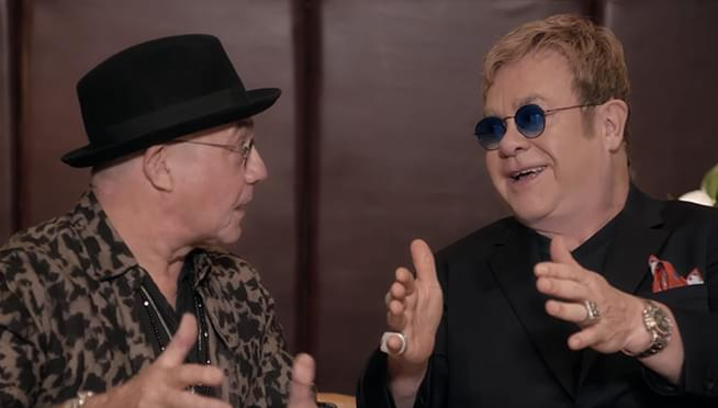 Bernie Taupin's ex-wife selling off lyric sheets to Elton John Classics