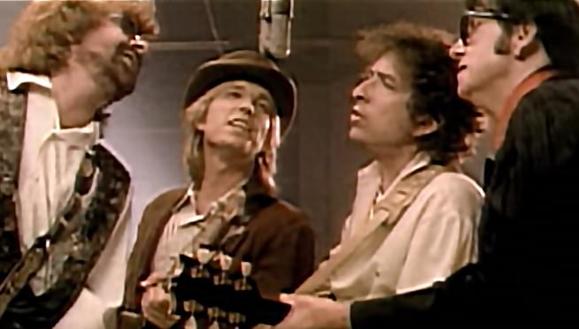 The Traveling Wilburys Debut Album Set For 30th