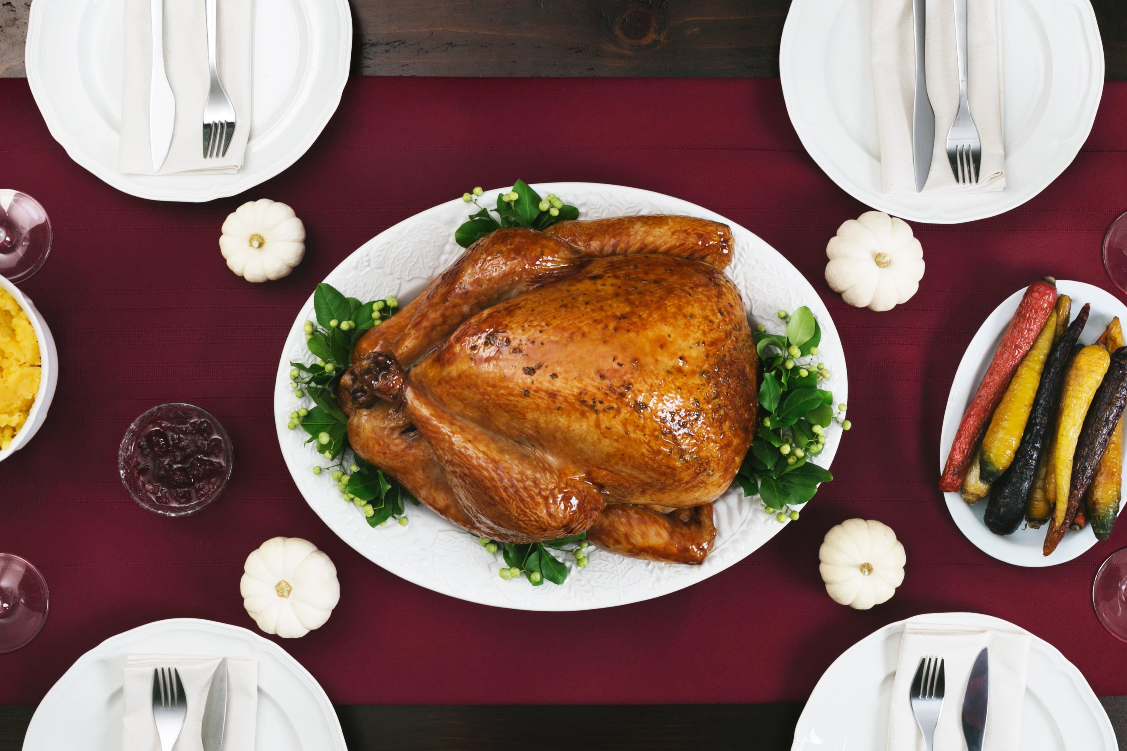The top five Thanksgiving foods we secretly HATE