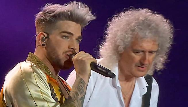 Queen Adam Lambert To Perform On The Oscars 94 7 Wls Wls Fm