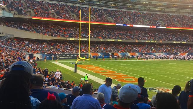 Fans could be allowed back into Soldier Field to watch the Bears play