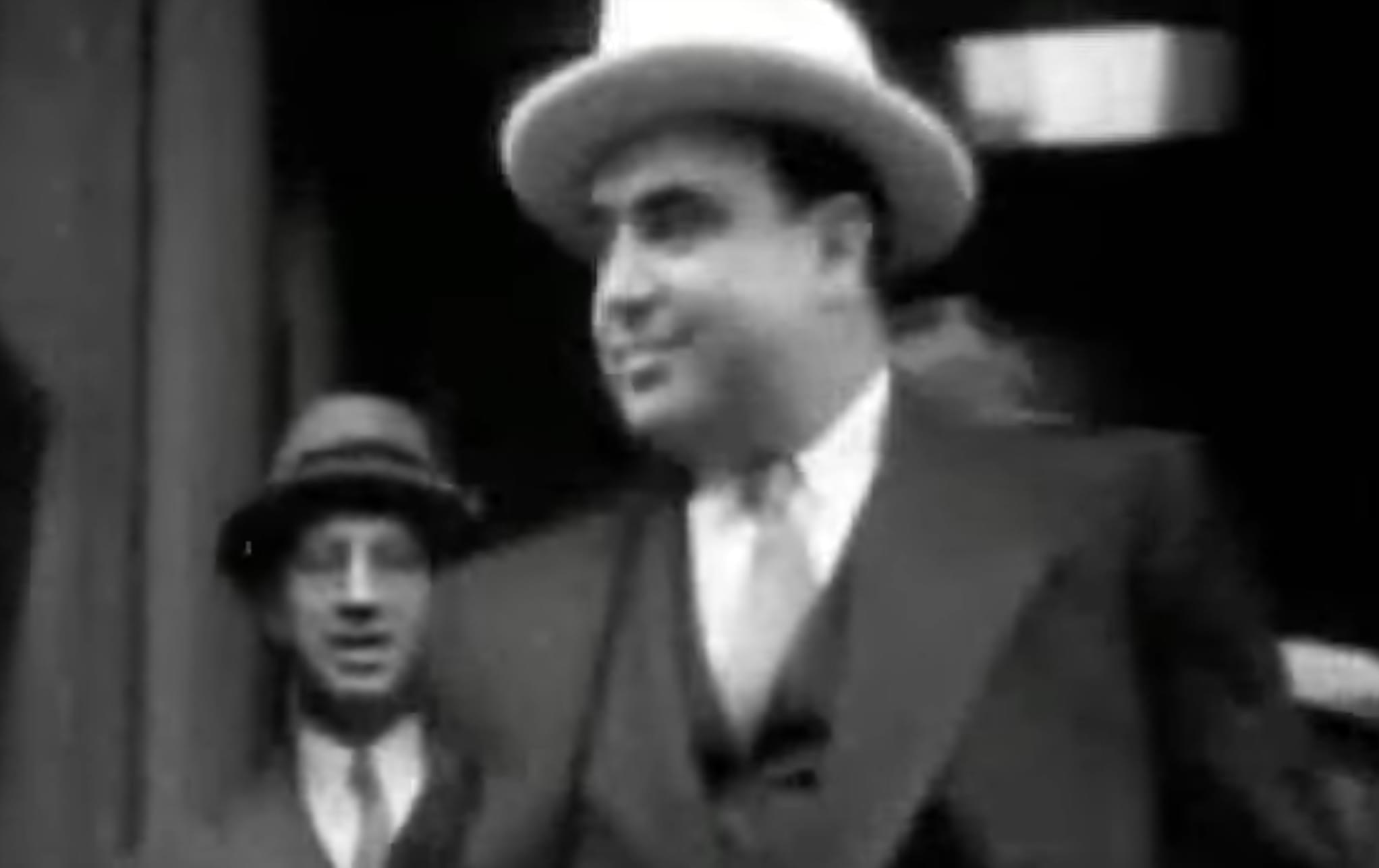 Former home of Al Capone is for sale