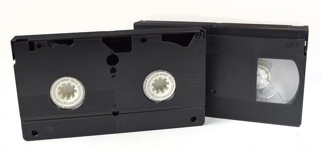 Would you buy a 5-pack of random movies on VHS tapes for 40 bucks?