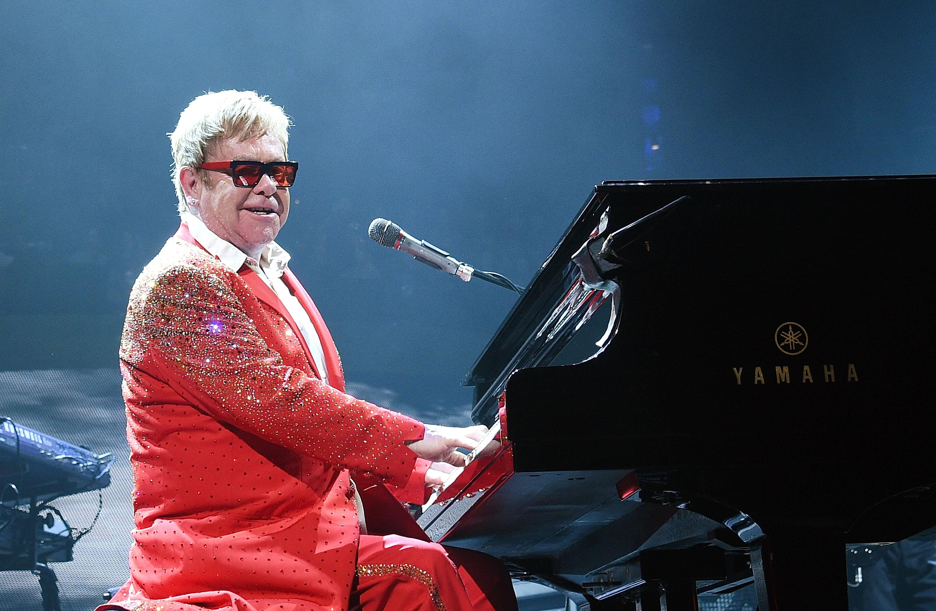 Elton John, Eagles & Guns N' Roses make 'Forbes' 2019 list of highest paid musicians