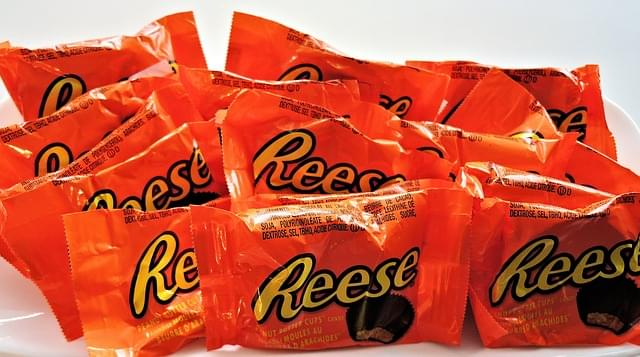 Kids say Reese's are the Best Halloween Candy