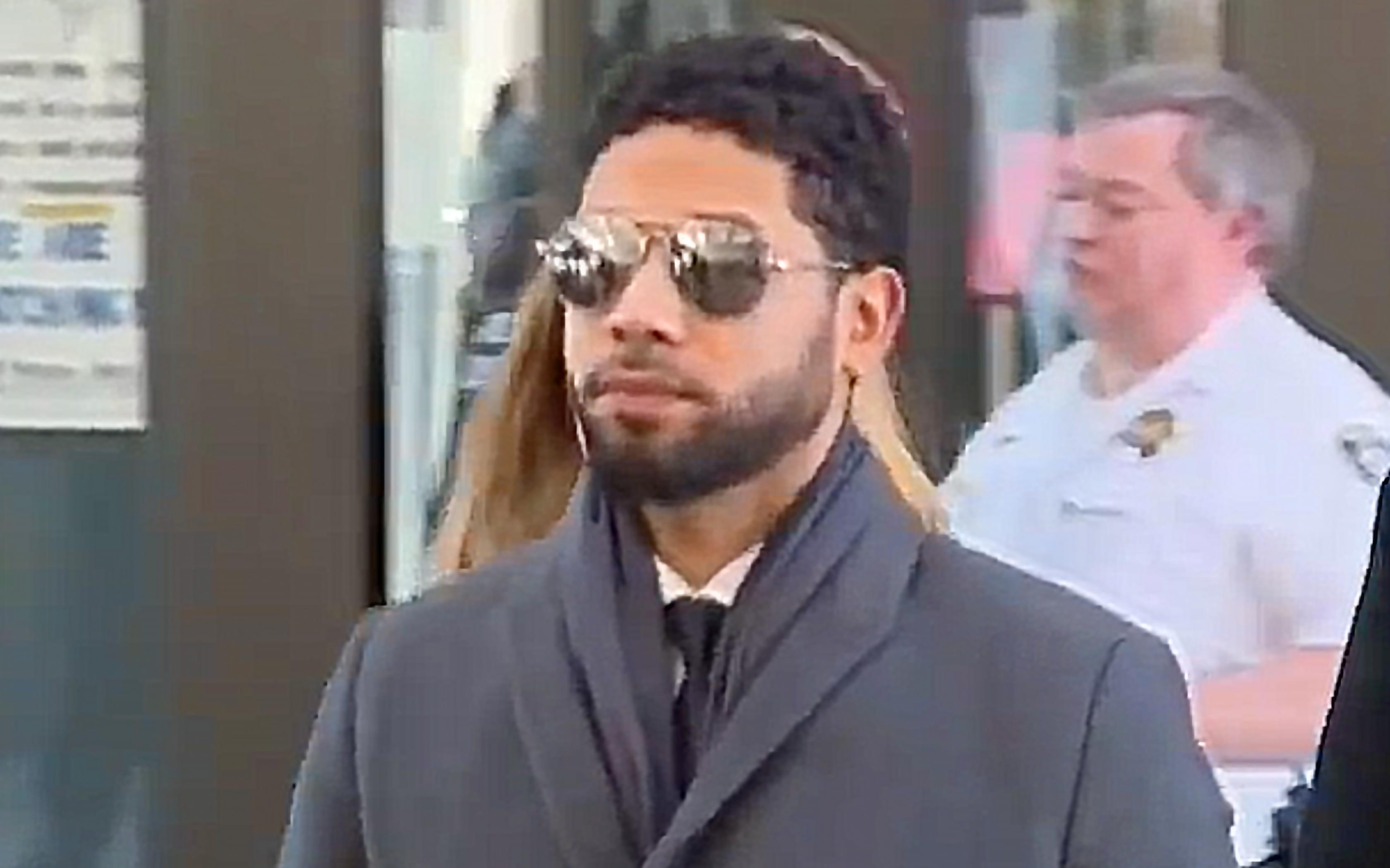 Jussie Smollett is the most Googled person of 2019
