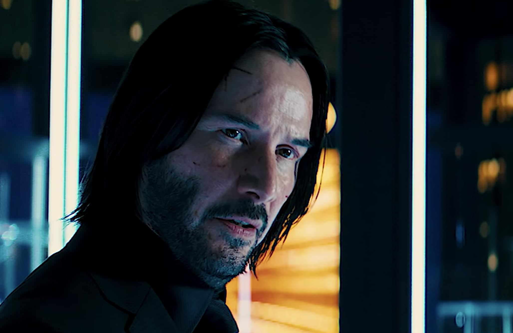 """John Wick"" 4 and 5 will be shot back-to-back"